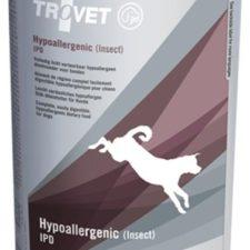 Trovet Canine IPD Hypoallergenic Insect konzerva 400 g