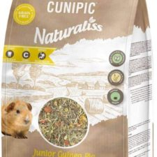 Cunipic Naturaliss Guinea Pig Junior - mladé morče 1,81 kg