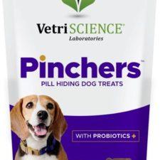 Pinchers- pamlsek na ukrývání podávaných léků 135 g/45 ks