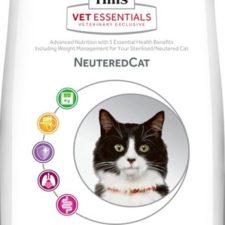 Hill's VetEssentials Feline Mature Adult  NeuteredCat Chicken 1,5 kg NOVÝ