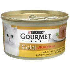 Gourmet Gold cat konz.-Melting heart paštika kuře 85 g