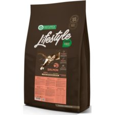 Nature's Protection Cat Dry LifeStyle GF Kitten Salmon 7 kg