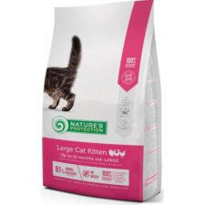 Nature's Protection Cat Dry Large Kitten 2 kg