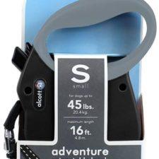 Alcott navíjecí v.Adventure(do 20,4kg)černé S 4,8m