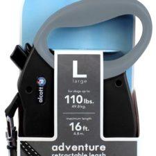 Alcott navíjecí v.Adventure(do 49,8kg)černé L 4,8m