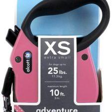 Alcott navíjecí v.Adventure(do 11,3kg)růžové XS 3m