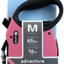Alcott navíjecí v.Adventure(do 29,4kg)růžové M 4,8m