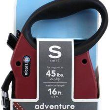 Alcott navíjecí v.Adventure(do 20,4kg)červené S 4,8m
