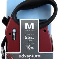 Alcott navíjecí v.Adventure(do 29.4kg)červené M 4,8m