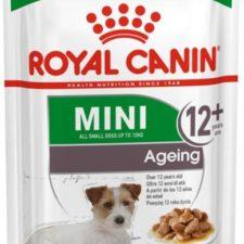 Royal Canin - Canine kaps. Mini Ageing 85 g