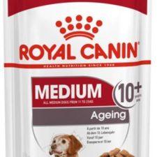 Royal Canin - Canine kaps. Medium Ageing 140 g