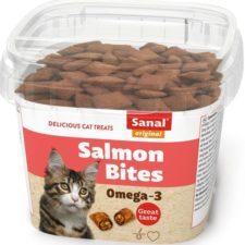 Sanal cat snack Losos 75 g