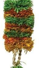 Hračka hlod. přírodní závěsná Salsa Garland RW 32 cm