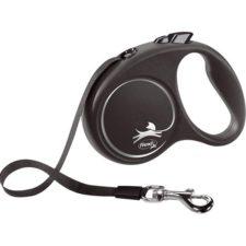 Flexi Black Design S pásek 5 m černé 15 kg