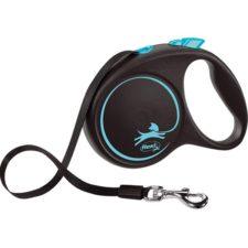 Flexi Black Design M pásek 5 m modré 25 kg