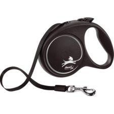 Flexi Black Design M pásek 5 m černé 25 kg