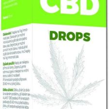 Alavis CBD drops (kapky) 30 ml