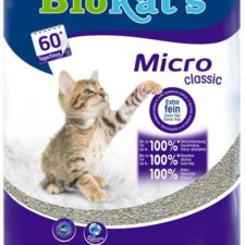 Podestýlka Cat Biokat's Micro Classic 14l