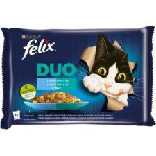 Felix cat kaps.-Fantastic DUO Multipack výběr z ryb 4 x 85 g