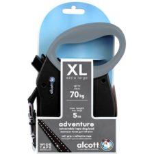Alcott navíjecí v.Adventure(do 70kg)černé XL 5m