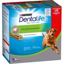 Purina DentaLife Large Multipack 25 - 40 kg 18tyčinek