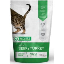 Nature's Protection Cat kaps. Urinary beef&turkey 100g