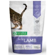 Nature's Protection Cat kaps. Sensitive Digestion with Lamb 100g