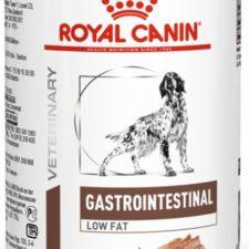Royal Canin VD Dog konz. Gastro Intestinal Low Fat 410g