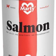 MARTY konz. pro psy - Essential losos 400 g