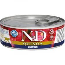 N&D QUINOA Cat konz. Digestion Lamb & Fennel 80 g