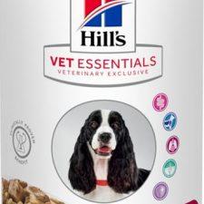 Hill's VetEssentials Canine Adult Chicken & Vegetables - konzerva 363 g NOVÝ