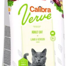 Calibra Cat Verve Grain Free Adult Lamb&Venison 8+ 3,5 kg