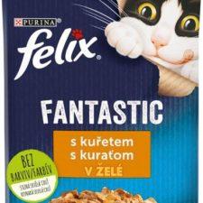 Felix cat kaps.-Fantastic kuře v želé 85 g