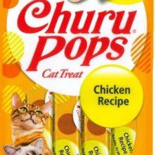 Inaba Churu Pops cat snack kuře 4x15 g