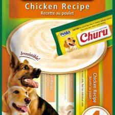 Inaba Churu dog snack kuře 4x14 g