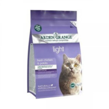 Arden Grange Adult Cat Light with Chicken & Potato grain free