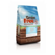 Best Breeder Grain Free Light Trout with Salmon