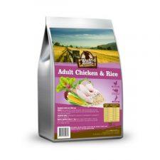 Wuff! Adult Chicken & Rice