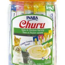 Churu Cat Vet Nourish Purée Tuna&Chicken Var. 50x14g