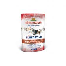 24x Almo Nature HFC Natural Plus - Kuřecí prsa 55g výhodné balení