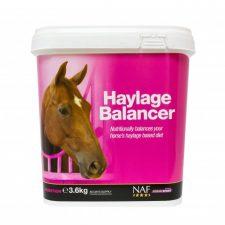 Haylage balancer pro efektivní trávení vlákniny