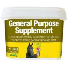 Kompletní vitamínovo-minerální krmný doplněk pro koně General Supplement