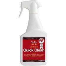 Quick clean pro rychlé čištění kůže