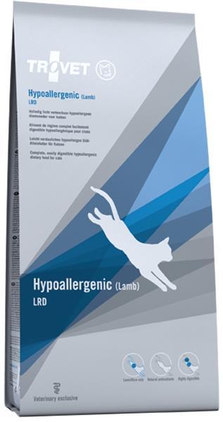 Trovet Feline LRD Hypoallergenic 3 kg