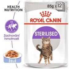 Royal Canin - Feline kaps. Sterilised v želé 85 g