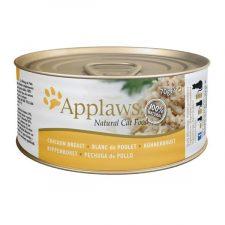 Applaws Cat konz. kuřecí prsa 70 g