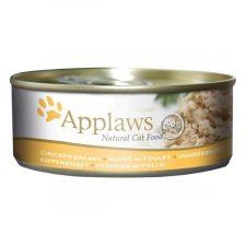 Applaws Cat konz. kuřecí prsa 156 g