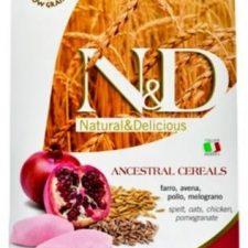 N&D Low Grain Cat Neutered Chicken & Pomegranate 0,3 kg