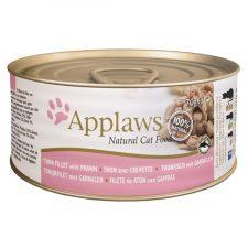 Applaws Cat konz. tuňák a krevety 156 g
