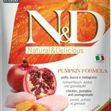 N&D Grain Free Dog Adult M/L Pumpkin Chicken & Pomegranate 12 kg